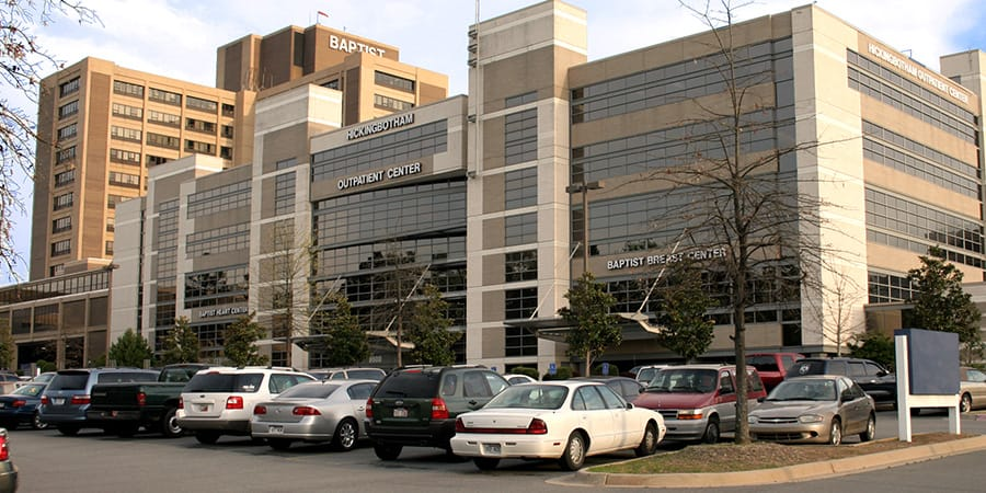 Baptist Health Surgical Clinic Of Central Arkansas