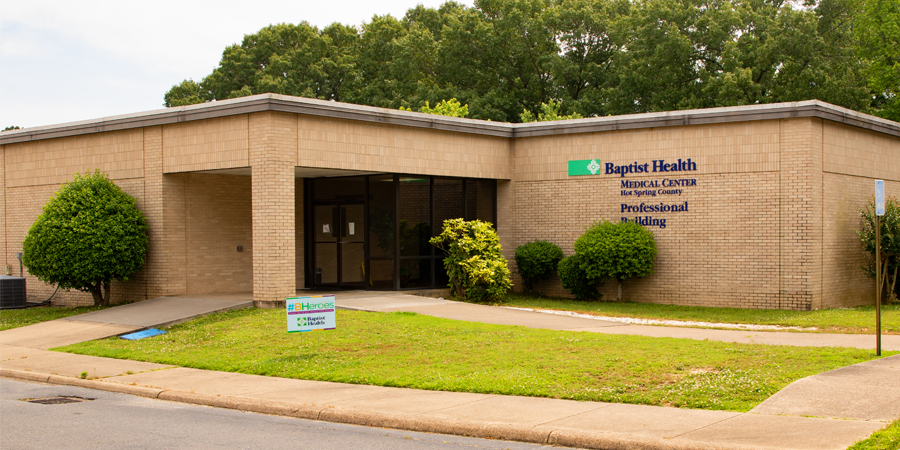 Baptist Health Bariatric Hot Spring County